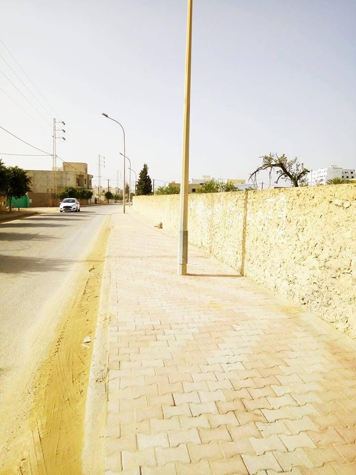 مصلحة الأشغال : ترصيف شوارع بلدية قرمدة